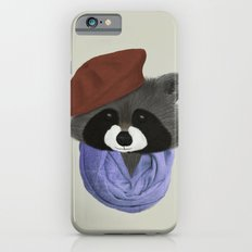 Hip Raccoon iPhone 6s Slim Case