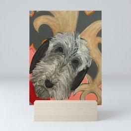 That Dog Mini Art Print