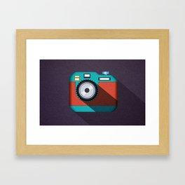 Camera 2.0 Framed Art Print