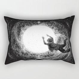 Light burst Rectangular Pillow