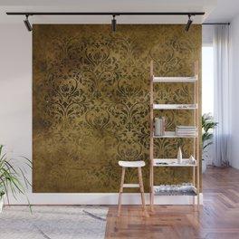 Beautiful Glimmer Design Wall Mural