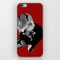 alpaca iPhone & iPod Skins featuring Alpaca by caseysplace