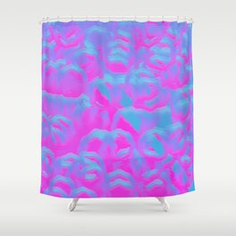 Insanity Bubbles Overloaded Shower Curtain