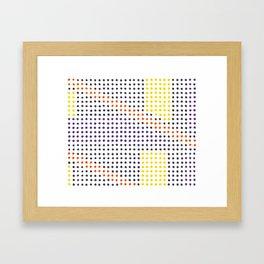 Spy Glass Framed Art Print