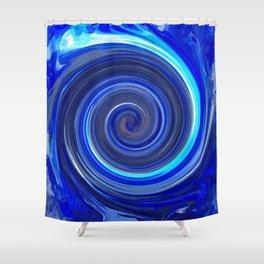 Abstract Mandala 283 Shower Curtain
