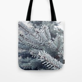 First Frost Tote Bag