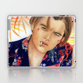 Floral Romeo Laptop & iPad Skin