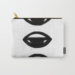 sleepy eye - all-seeing eye Carry-All Pouch