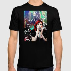 Transistor - Before We All Become One… Mens Fitted Tee Black LARGE