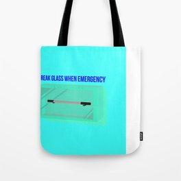 magic wand emergency Tote Bag
