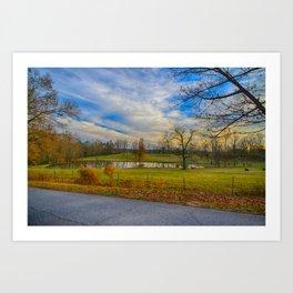 Landscape & Nature Art Print