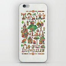 Crystal Hamlet iPhone & iPod Skin