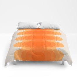 Echoes - Creamsicle Comforters