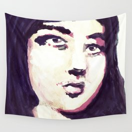 Portrait 116 Wall Tapestry