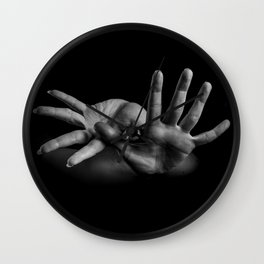 hands 3 Wall Clock