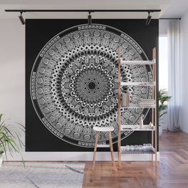 Mandala Wall Mural