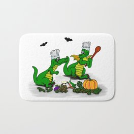 Dragons - Happy Halloween ! Today I will cook Bath Mat