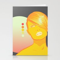 vodka Stationery Cards featuring Vodka Sunrise  by PKLdesigner