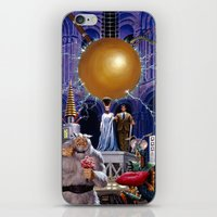 princess bride iPhone & iPod Skins featuring Bride of the Castle by Hescox