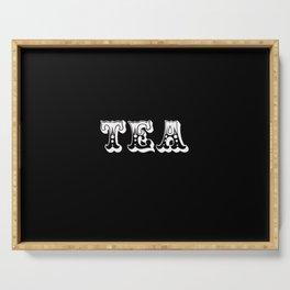 tea Serving Tray
