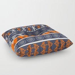 Boho Geometric Pattern Floor Pillow
