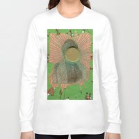 big bang Long Sleeve T-shirts featuring Big Bang by Naomi Vona