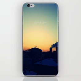 Save the last wish for me iPhone Skin