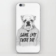 Same shit... iPhone Skin