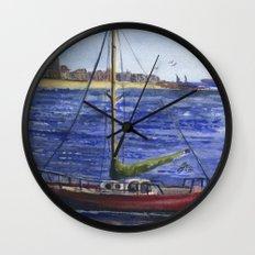 Metro Marine Wall Clock
