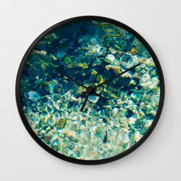 Ichetucknee Springs Wall Clock