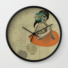 All the subtractions Wall Clock