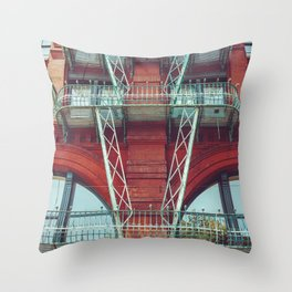 Soho XII Throw Pillow