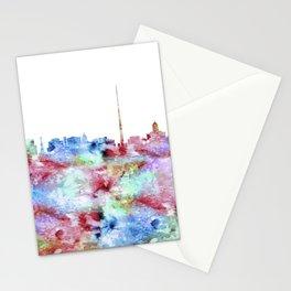 Dublin Skyline Ireland Stationery Cards