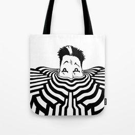 Ripplescape #3 Tote Bag