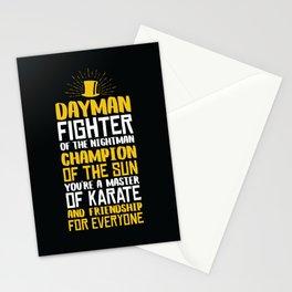 DAYMAN! Stationery Cards