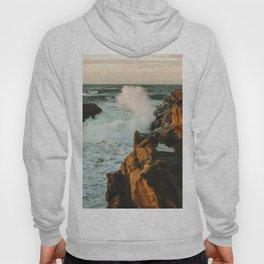 waves come crashing Hoody