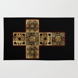 Lament Configuration Cross Rug