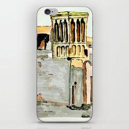 UAE Heritage iPhone Skin