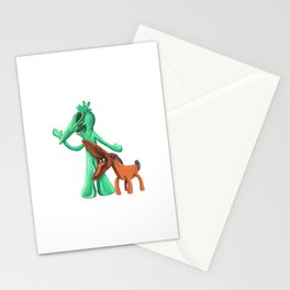 Gumbyjuice Stationery Cards