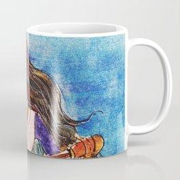 Saraswati is the Hindu goddess of knowledge, music, art, wisdom, and learning Coffee Mug