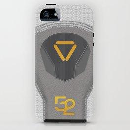 Oblivion Suit Tech 52 iPhone Case