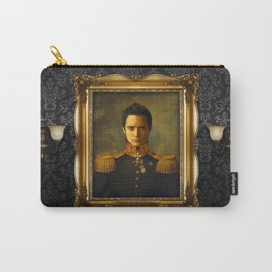Elijah Wood - replaceface Carry-All Pouch