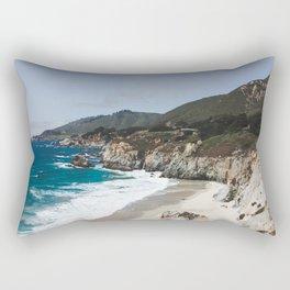 Big Sur Rectangular Pillow