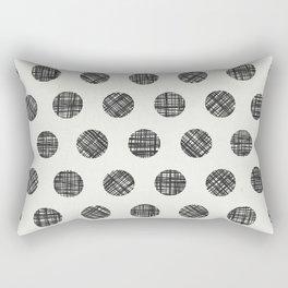 You've gone dotty Rectangular Pillow