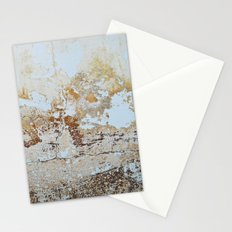 Grunge Wall Stationery Cards