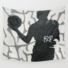 Number 23 Wall Tapestry