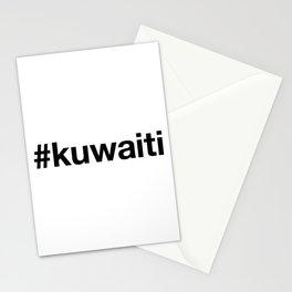 KUWAITI Hashtag Stationery Cards