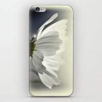 butterfly iPhone & iPod Skins featuring Butterfly by Monika Strigel