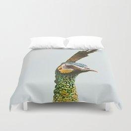 Peacockin' 3 Duvet Cover