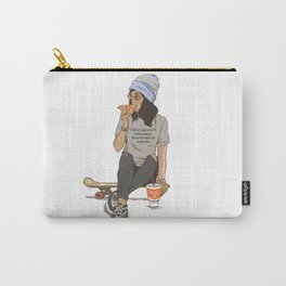 Skateboard Aesthetic Carry-All Pouch